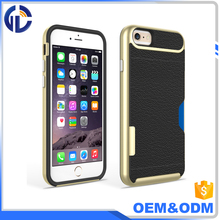 top selling products in alibaba unbreakable waterproof cell phone case card case Slim armor case for iphone 7