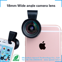 2016 newest smartphone trending products fixed focus carrying pouch 0.4x wide angle lens for all mobile