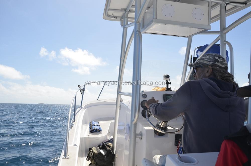 Hard top high speed fishing boat manufacturer view hard for Fishing boat manufacturers