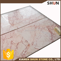 Pink marble from portugal/Rosa portugal marble floor tiles/Rosa pink marble price