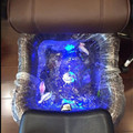 disposable strip spa liner made by machine for pedicure chair.