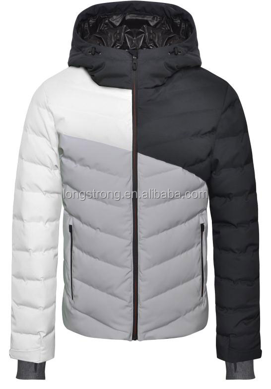Fashion winter insulated ski jacket for men LS-228