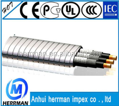 UL certified copper conductor submersible oil pump cables