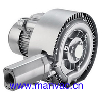 LD 022 H43 R27 2.2kw 400mbar air blower for water slide