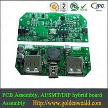 pcb assembly shenzhen cob pcb assembly Solar inverter pcb design and assembly
