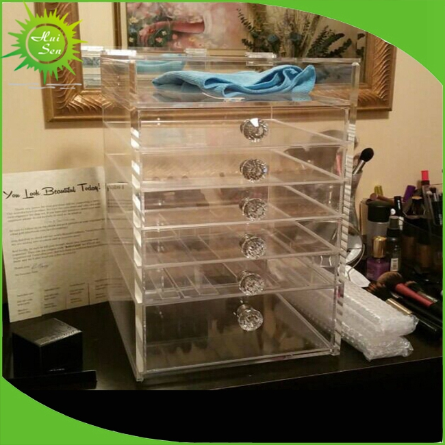 Acrylic Countertop Options : Countertop Makeup Organizer By Acrylic Material - Buy Countertop ...