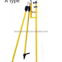 High Quality Centering Rod Surveying Bipod