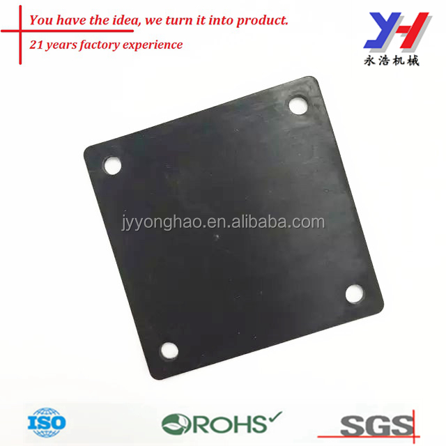 OEM ODM customized China factory industrial high temperature thin rubber sheet