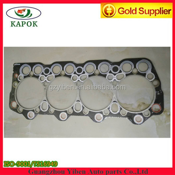 Engine metal cylinder head gasket for MITSUBISHI ME011110