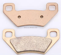 High performance ATV parts brake pad FA84 for Yamaha
