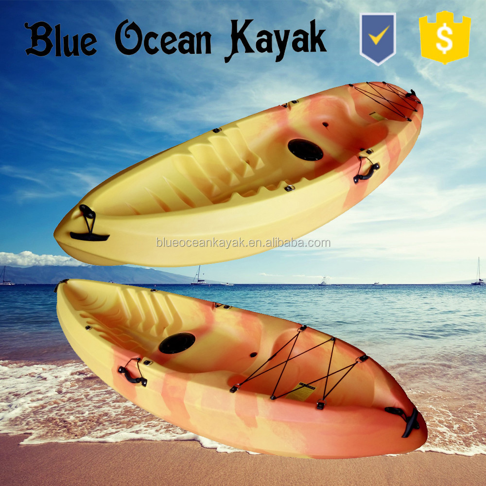 Blue Ocean 2015 summer new design kayak de pesca/touring kayak de pesca/stable kayak de pesca