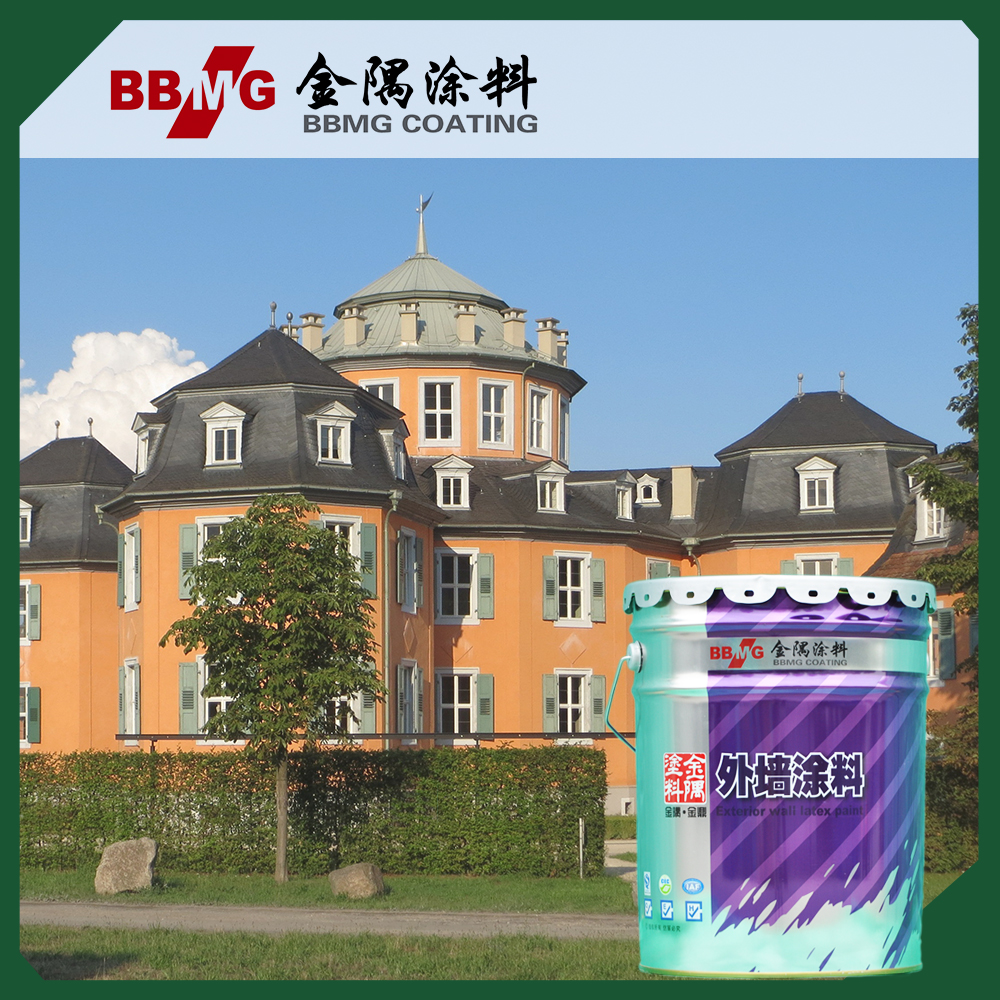 BBMG HT Washable high elastic paint for exterior wall coating