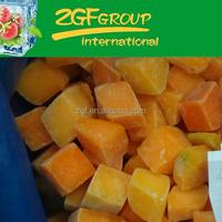 IQF delicious dried pumpkin