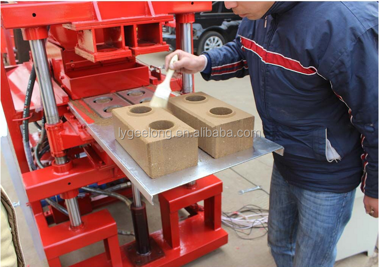 GLF2-10 automatic light weight brick making machine