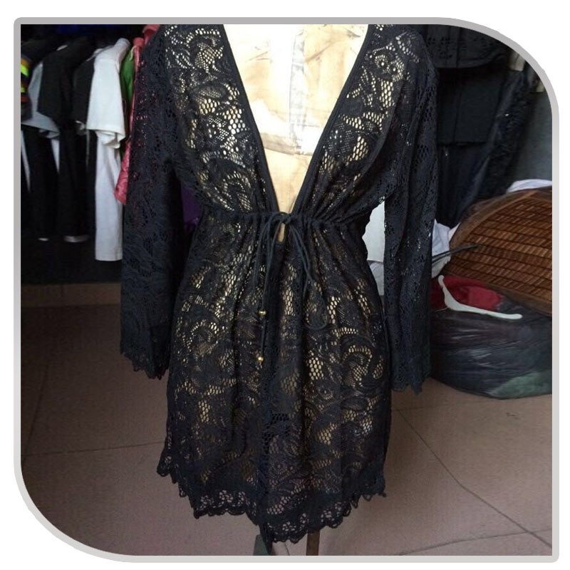 DISCOUNTED Lades' Lace Women Frock Dress Stock Clearance Sale