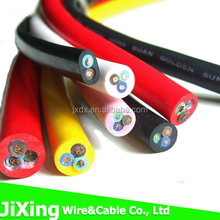 pvc coated 3.5mm to 3.5mm cable for industrial area