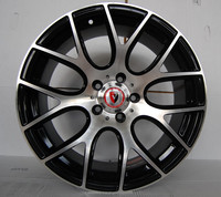 Top quality Cheapest car wheels and tires 4x4 rims suv-3