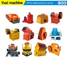 2017 manufactory supply mini stone jaw crusher machine/cement gypsum coal rock mobile hammer crusher mill price