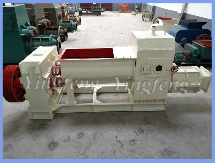 Hot sale in Pakistan! JKR35 red mud brick making machine