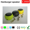 2016 mini creative outdoor speakers audio speakers home theater with 3.5mm stereo jack plug