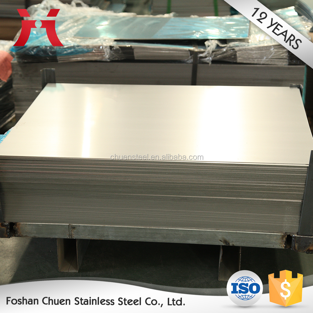 kitchen cabinet sheet satin no.4 finish 430 2B stainless steel sheets/panel/plate