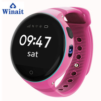 Winait high quality Zero-distance positioning kids watch phone S668