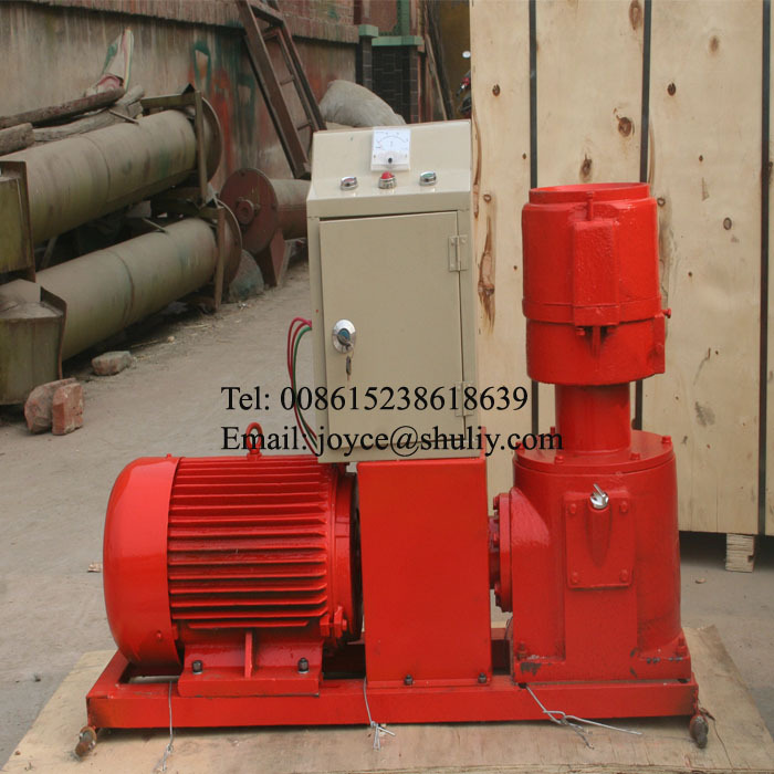 CE approved factory price animal feed pellet machine