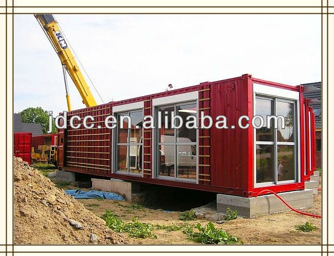 prefabricated movable container accomodation