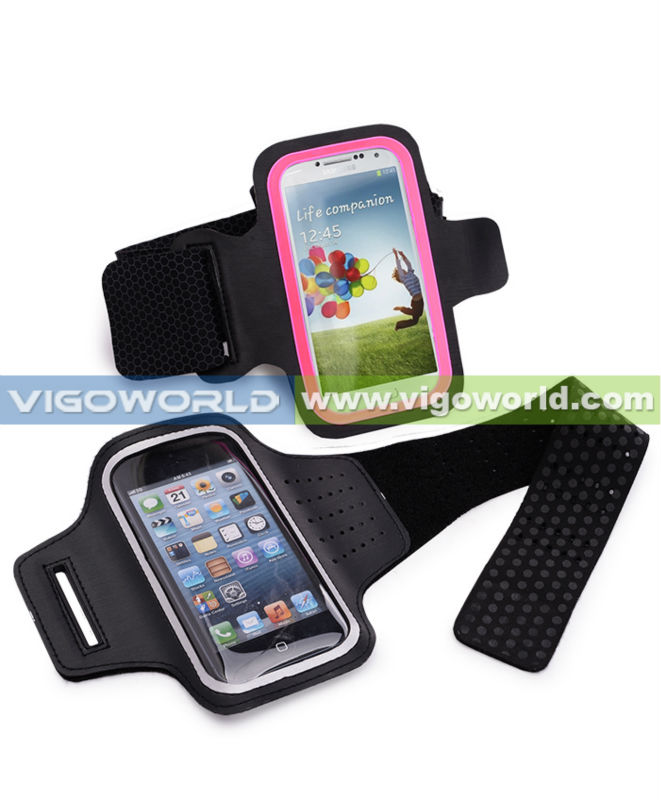 Protective Gym Jogging Sports Armband Case Cover for New Apple iPhone 5 5G
