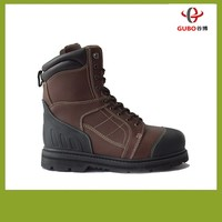 PU sole anti vaborating blue hammer safety shoes in stock