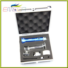 New arrival rechargeable 3in1 e cigarette vaporizer e cigarette top selling with dabbing market emega dabmaster g9 h-enail