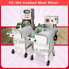 Automatic Electric Cooks Meat Cutting Slicing Slicer Machine