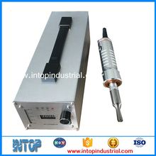 Portable Ultrasonic handheld welding machine for plastic fusion