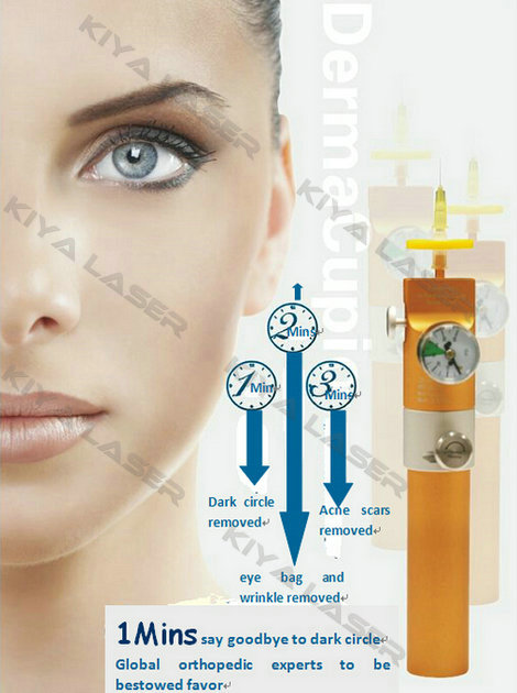 Eye wrinkle removal carboxiterapia machine / Carboxy therapy CDT pen for beauty salon use