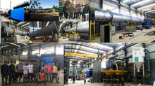 Xingyuan Grup coconut shell activated carbon rotary kiln