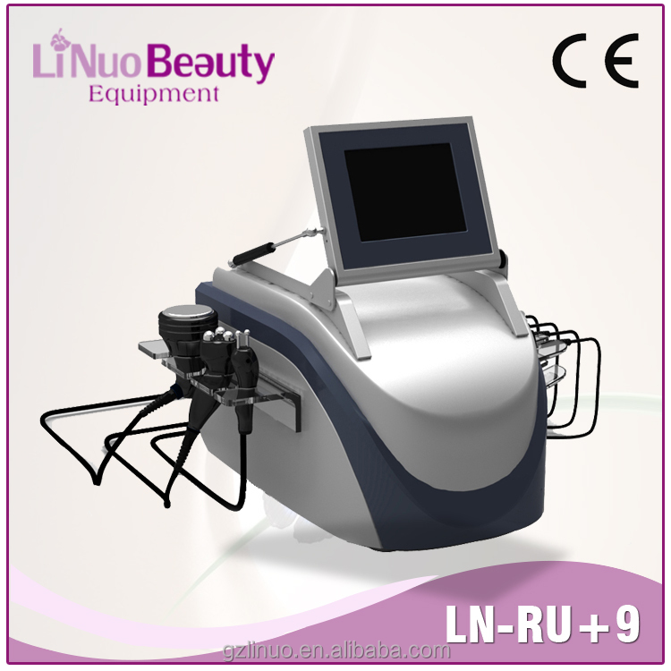 2017 hot sale professional cavitation slimming machine / equipment for weight loss