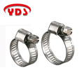 Mini perforated band 300 stainless steel small hose clamps