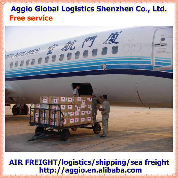 aggio free sample land cargo transportation