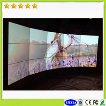With Samsung panel 46inch Ultra narrow bezel 5.3mm DID LCD Display Video Wall (with LED Backlight)