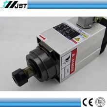 high quality wood high efficiency cnc router spindle motor 1.5kw air cooling spindle(GDZ93*82-1.5)