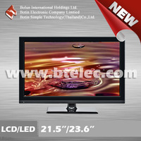 Made in Thailand new wholesale cheap 21.5 inch LCD TV