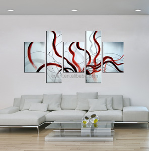 High quality Wall Art Decoration 3D Oil Painting on Canvas
