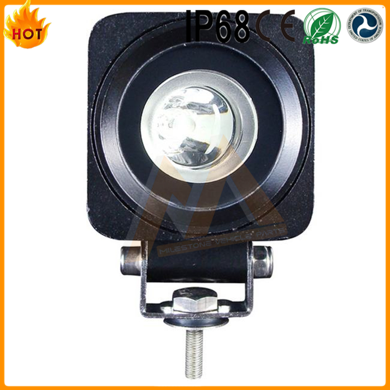 Hot Sale Item 10W LED work light led motorcycle truck and scooter