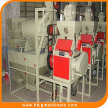 small scale maize milling machine/maize flour grits miller/low price flour mill plant
