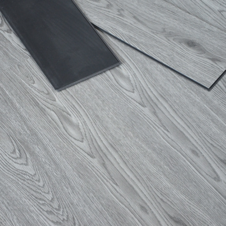 UV coating grey wood design LVT click Eco pvc vinyl flooring