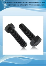 Online buy wholesale 8.8 grade high strength hex bolt Hexagon head screws with metric fine pitch thread Free sample available