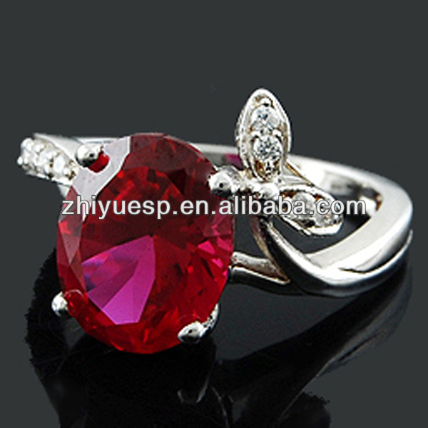 marquise cut ruby rings