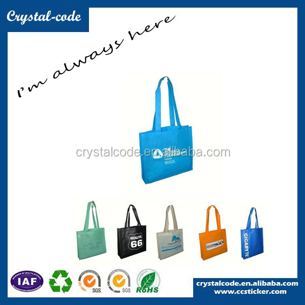 Waterproof Durable Non Woven Polypropylene Lamination T-shirt Bag