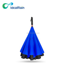 Fancy Upside Down Inverted Umbrella Reverse Umbrella