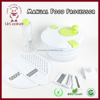 Multi-Function Household Manual Food Processor/Blender/Mixer/Chopper